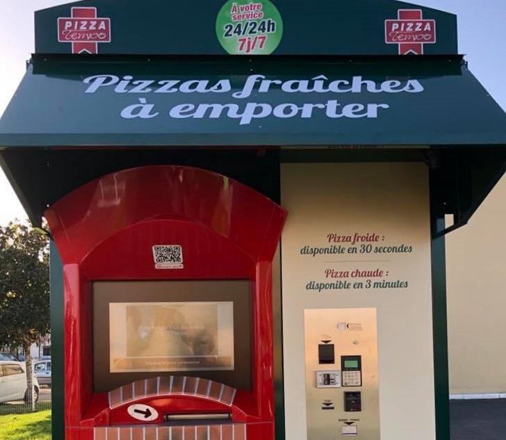 Kiosque Pizza Tempo - Orvault 2