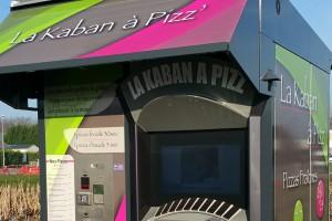 """2ème distributeur """"LA KABAN"""" a Quessoy (22)"""