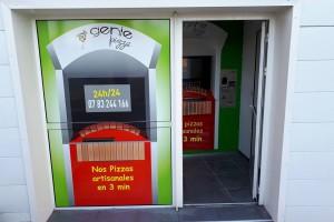 Distributeur GENIE PIZZA à Podensac en Gironde