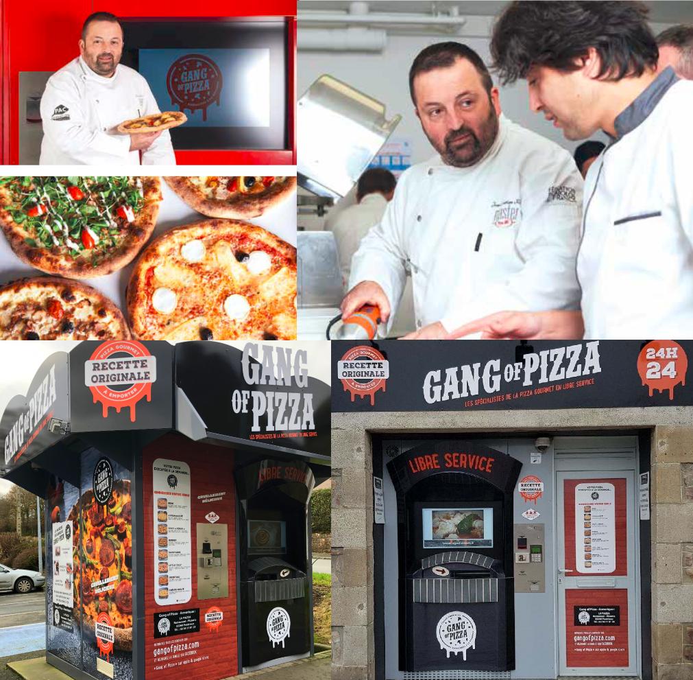 JC Portet : du four au distributeur, la pizza en mode automatique !