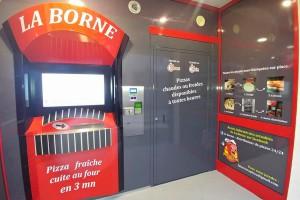 La Borne 24/24 à Fromerie !