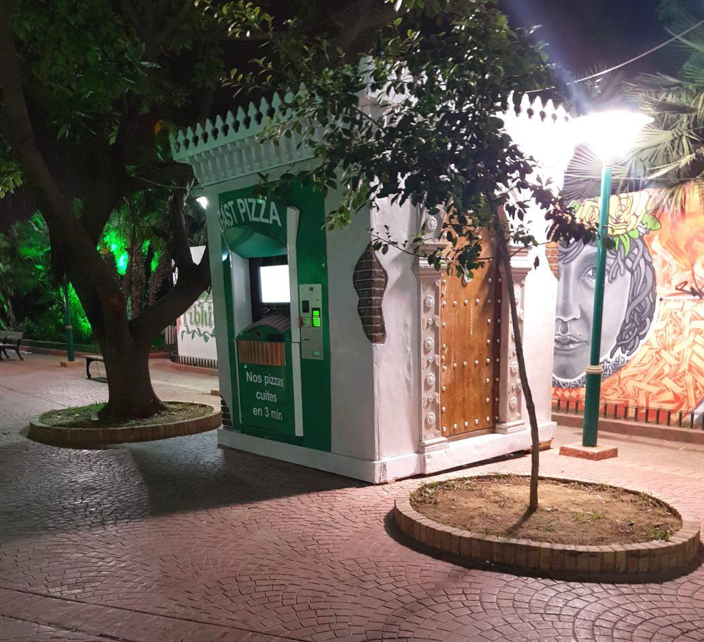 Pizzadoor Alger Square de Sofia