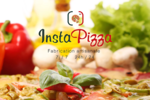 2 kiosques Insta Pizza dans le Doubs !