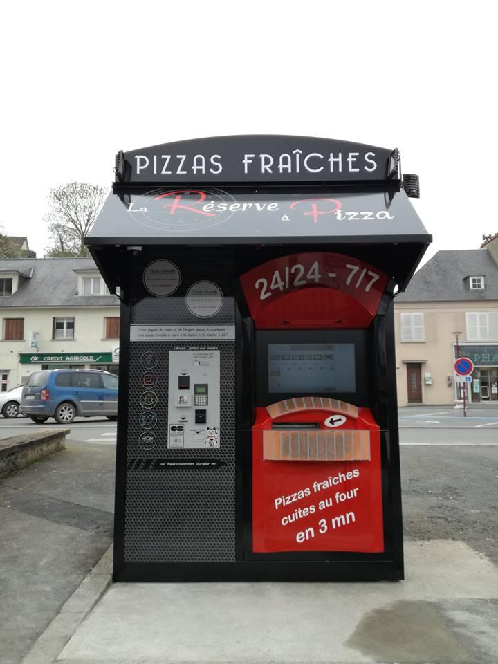 Carte Kiosque A Pizza.Kiosque La Reserve A Pizza A Pont Herbert 50 Adial Pizzadoor