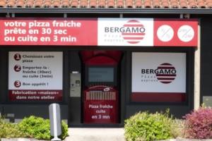 Pizza Maruis lance son distributeur de pizza à Aucamville