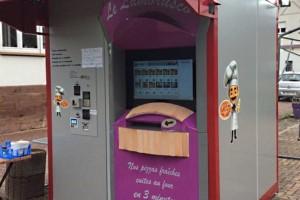 Le kiosque 24/24 pour le Lambrusco