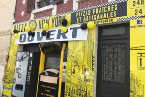 Distributeur Pizza New-York à Laigneville (60) !