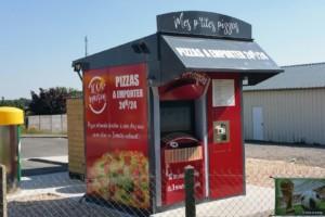 Distributeur Mes P'tites Pizzas à La Feuillie (76) !
