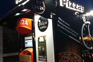 2eme Distributeur DELICIO Pizza à Royan-Medis (17) !
