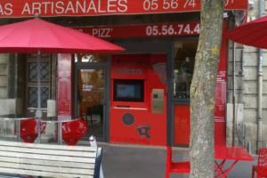 Distributeur KRIS PIZZ à BORDEAUX (33) !