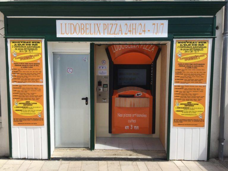 Pizzadoor Adial France Pizzeria a L'Ile de Ré la beunaise
