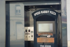 Distributeur Speed Rabbit Pizza à Vitry en Artois (62) !
