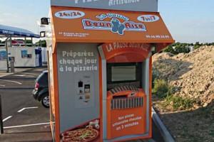"""2ème distributeur """"La Pause Beunaise"""" à Chateaubernard (16)"""