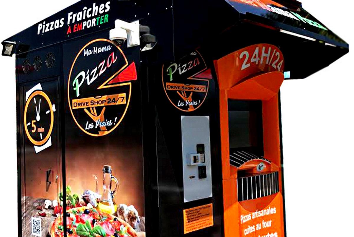 Distributeur Ma Mama Pizza à Marlenheim (67)