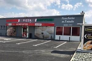 """3ème distributeur """"La Petite Italie"""" à Rosporden"""