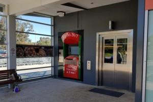 Australie: un Pizzadoor à 15 000kms!