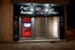 Distributeur PIZZ'ANCIANA à Puiseaux (45)