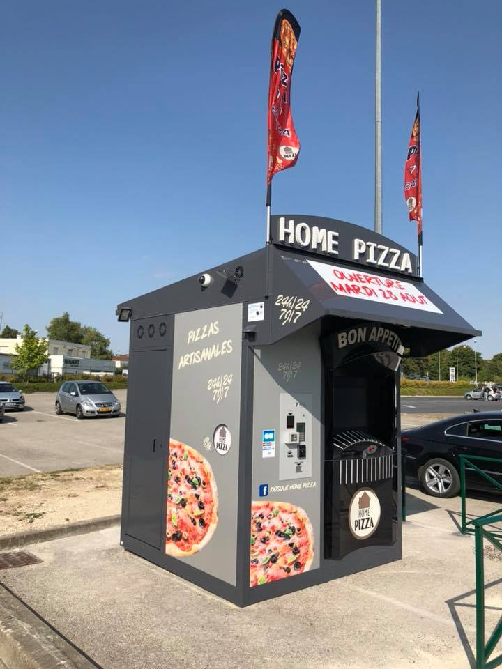 Distributeur Home Pizza à Saint-Memmie (51) !