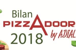 Bilan 2018 Pizzadoor by ADIAL