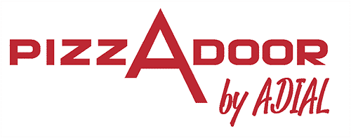 Logo pizzadoor Adial France