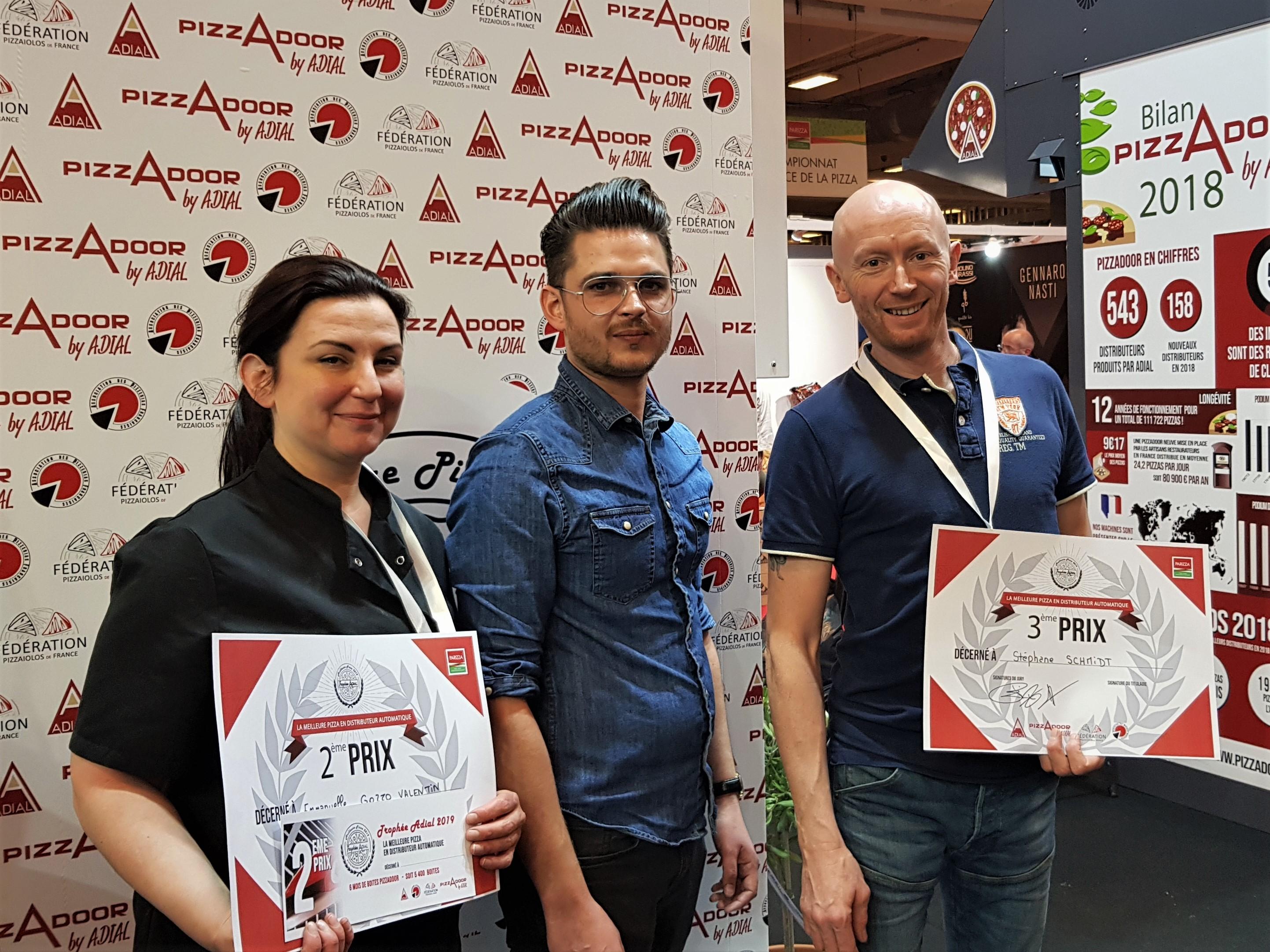Résultats du trophée ADIAL 2019