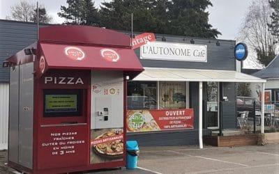Nouvelle implantation de distributeurs PIZZADOOR en Normandie !