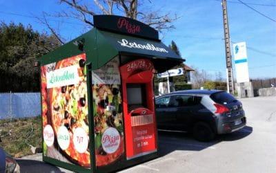 Nouvelle implantation Pizzadoor dans la Bourgone-Franche-Conté