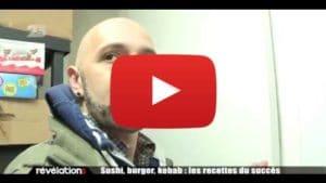 Reportage distributeur de pizza Adial