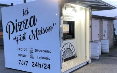 Rouen : nouvelle implantation Pizzadoor !