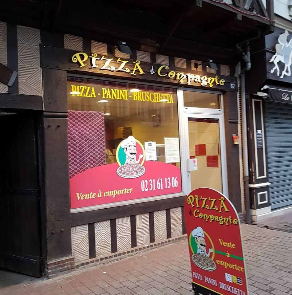 Pizza et compagnie à Orbec 2019