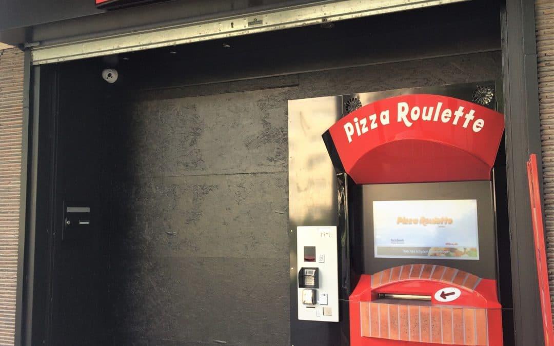 Nouveau Pizzadoor dans les Hauts-de-France pour Pizza Roulette !