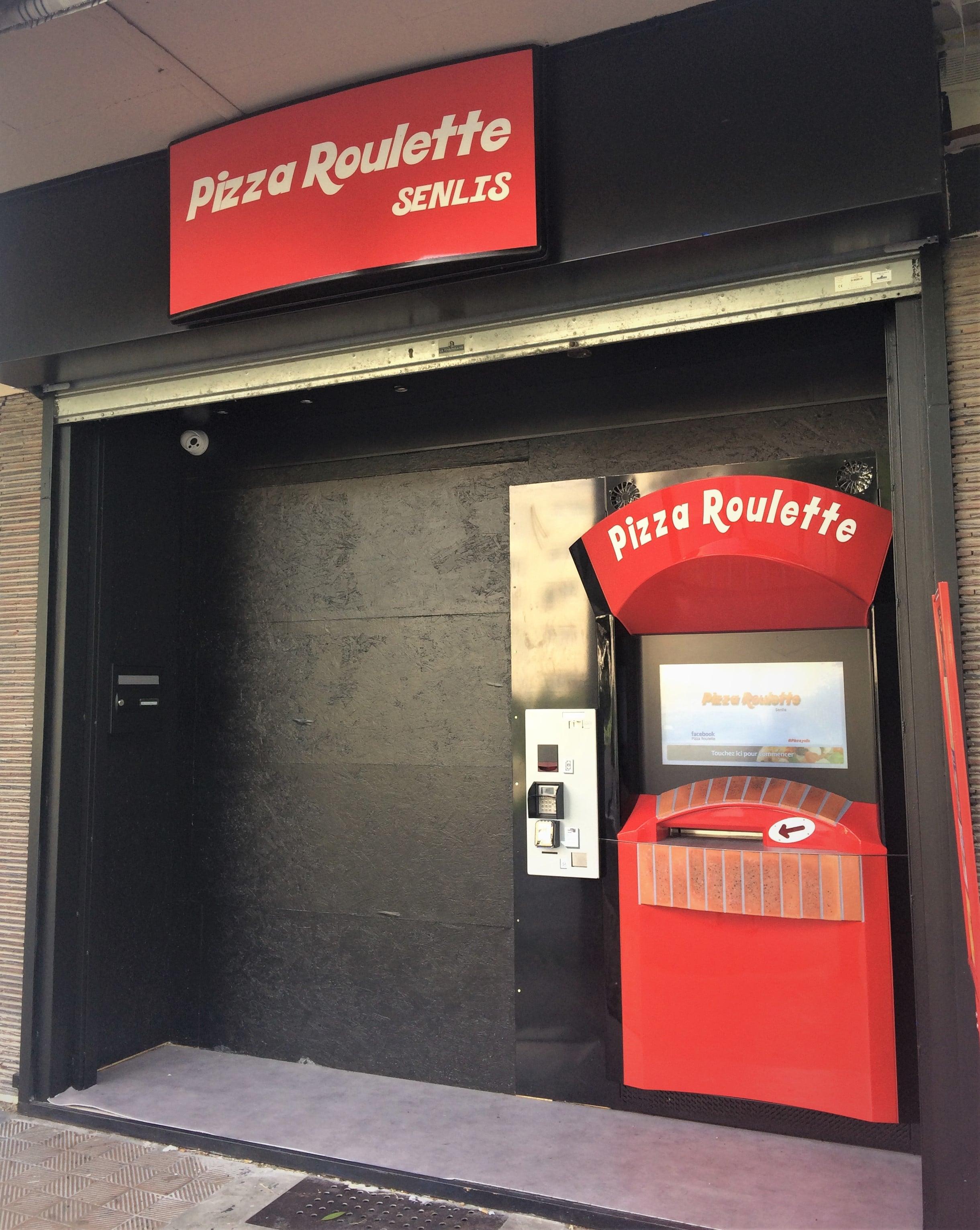 distributeur automatique de pizzas à Senlis pizzadoor by adial