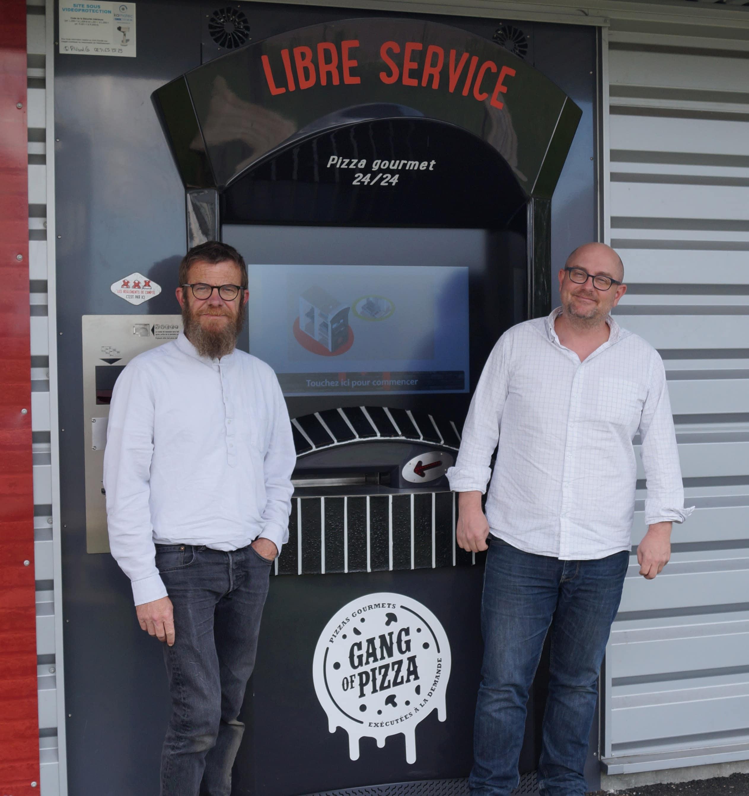 Vincent Le Gouic, Prédident adial et Ludovic Lorillard directeur commercical adial 2019 4