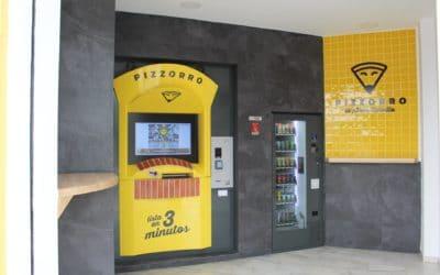 Nouveau distributeur Pizzadoor en Espagne !