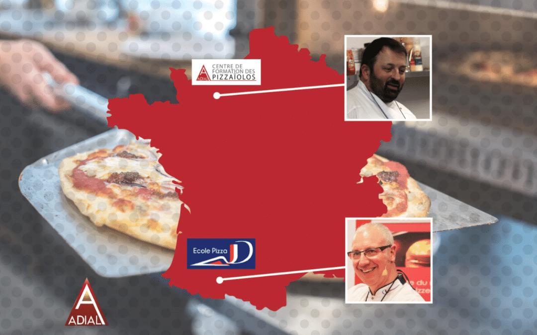 Formation pizzaïolo : Pôle de compétence ADIAL