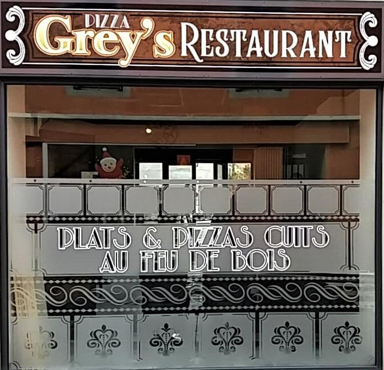 Grey's pizza est une bonne exemple pour comment développer son restaurant avec les distributeur automatique de pizzas 2019 pizzadoor by adial
