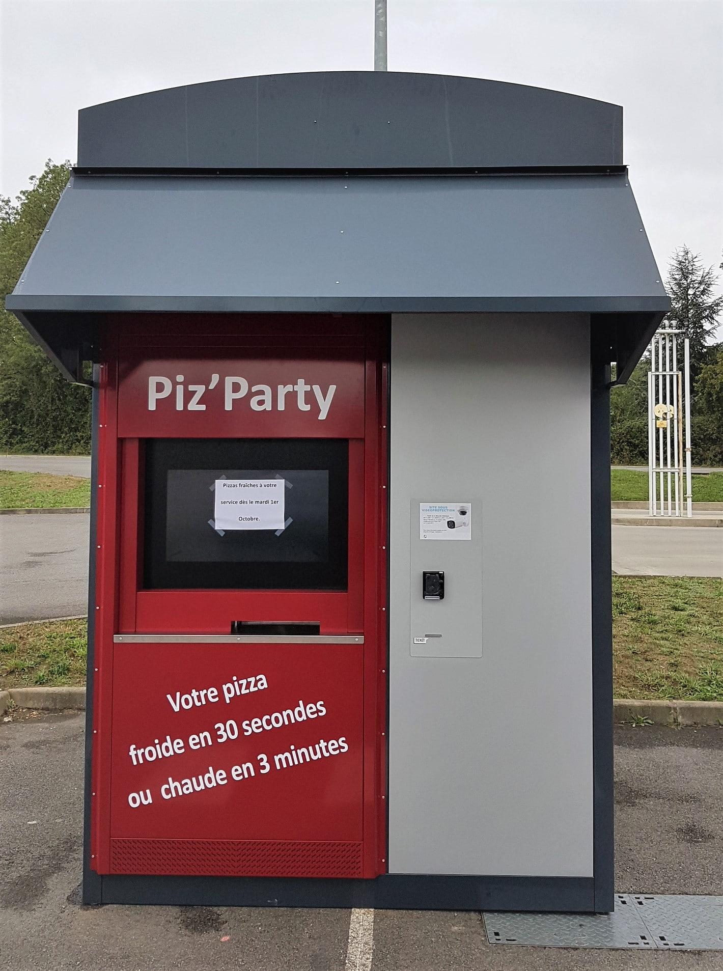 Creer son activité quand on est retraité : Pizzadoor !