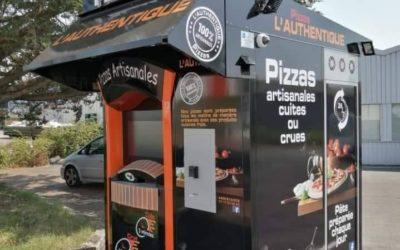Faciliter votre reconversion dans la pizza : Utilisez un distributeur de pizzas !