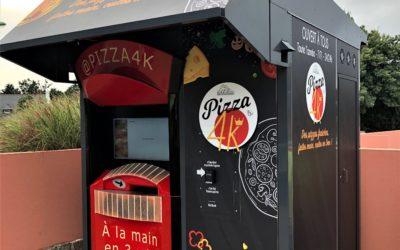 Moderniser votre restaurant grâce au distributeur de pizzas !
