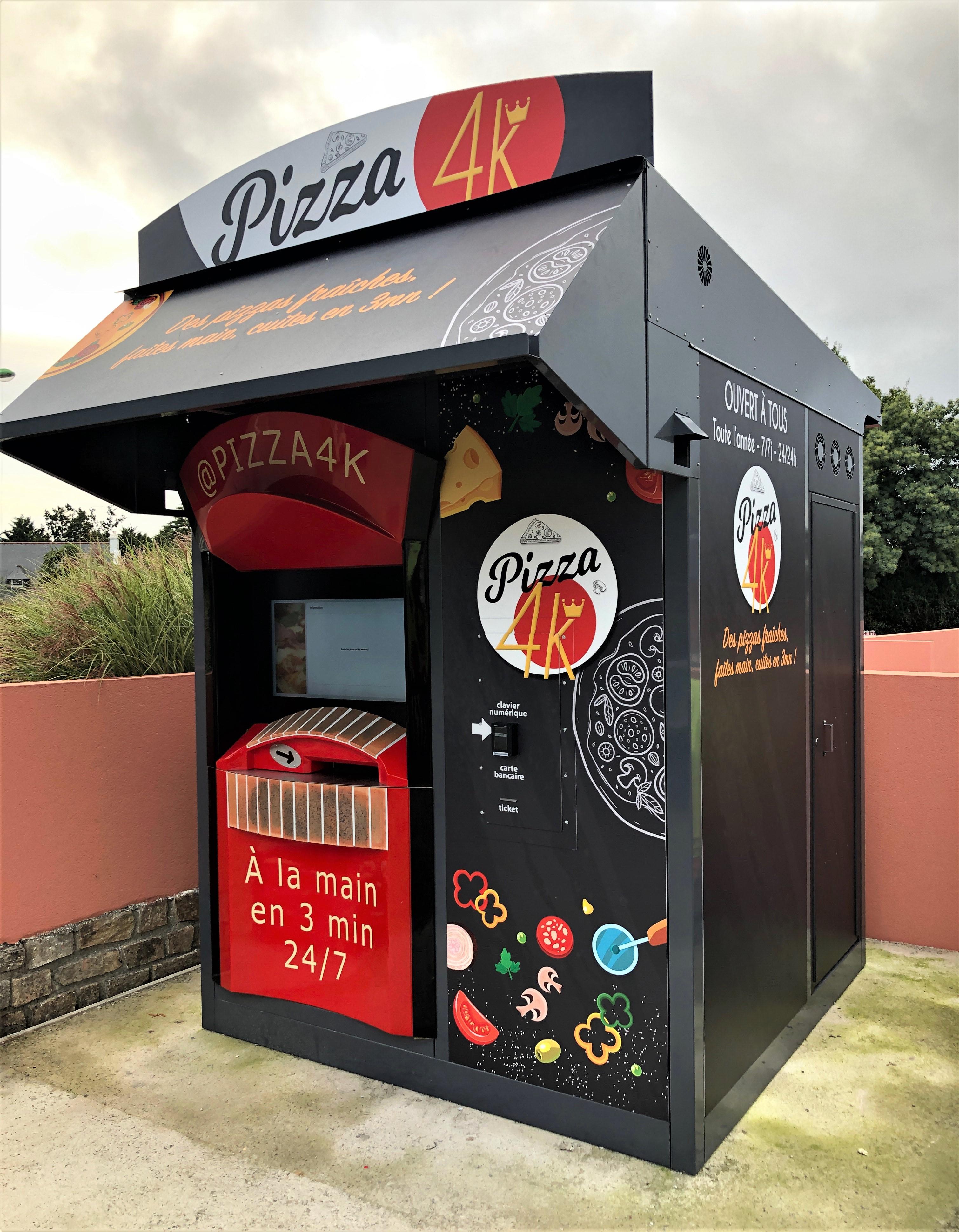 Le distributeur pour modernier son restaurant ?