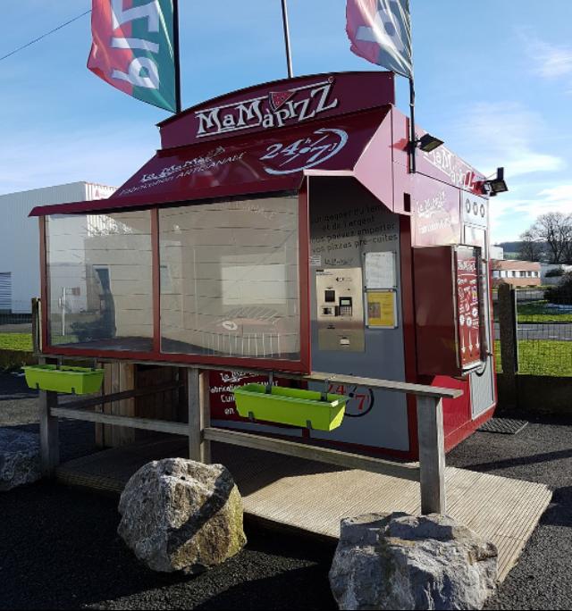 moderniser le restaurant familial grace au distributeur automatique de pizza 2020 mam à Pizz