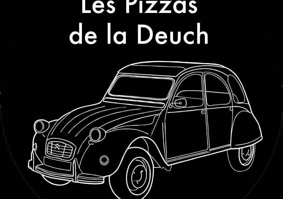 """Valérie et François ARIZZI, Exploitants du distributeur """"La deuch' express"""" à Mars la Tour"""